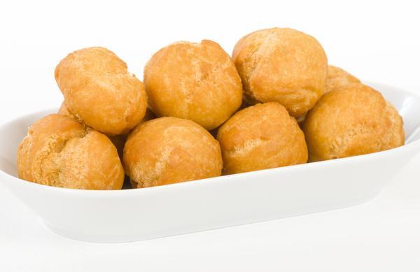 Nigerian buns