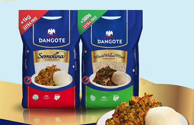 dangote products