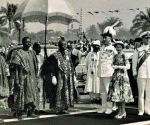 Queen Elizabeths Visit to Nigeria