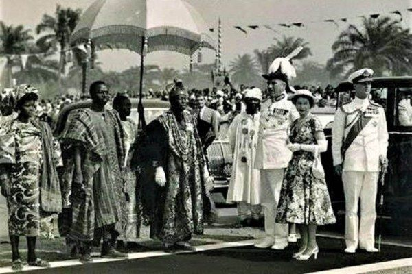 Queen Elizabeths Visit to Nigeria