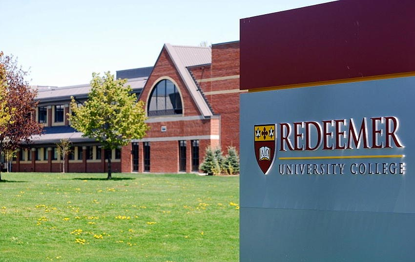 Redeemers University Courses