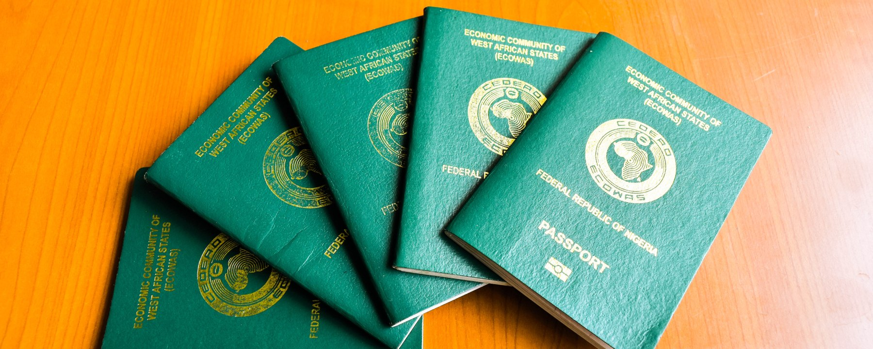 Requirements for Nigerian International Passport