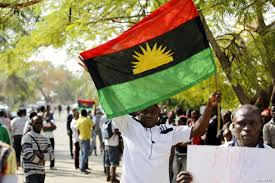 List of Biafran States in Nigeria
