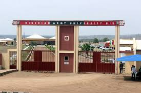 Nigerian Army University Biu Courses