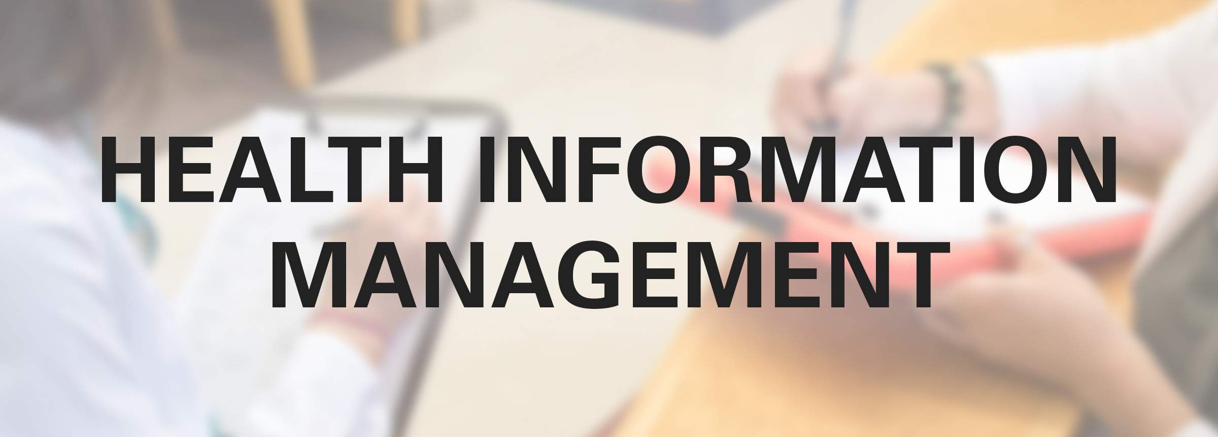 Universities Offering BSc Health Information Management