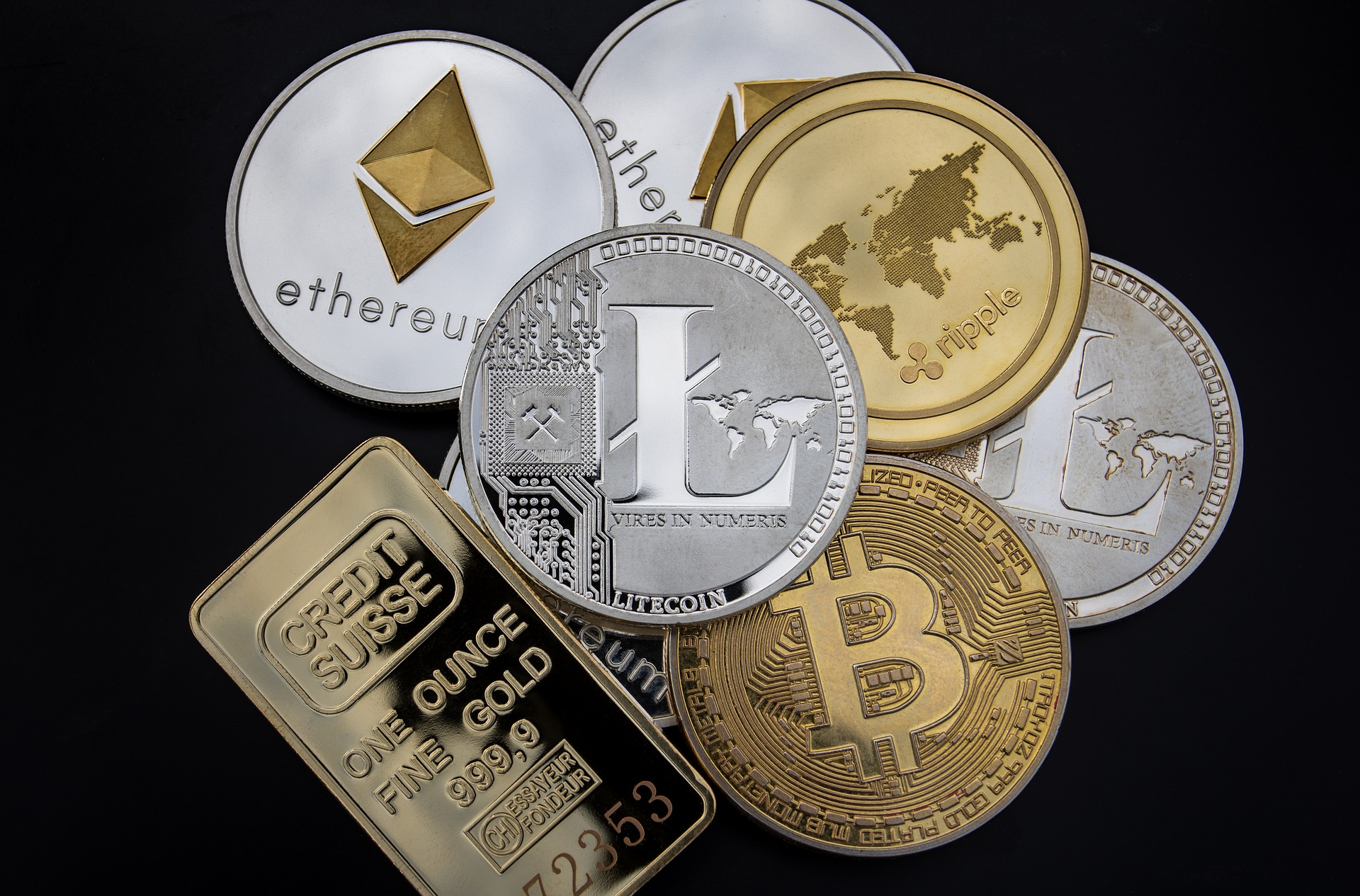 Top 5 Profit Yielding Cryptocurrencies in 2020