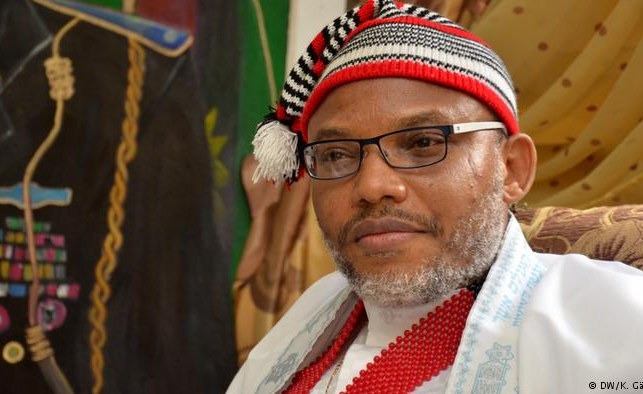 Nnamdi Kanu Biography