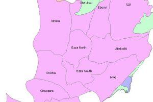List of Local Governments in Ebonyi State