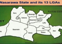 List of Local Governments in Nasarawa State