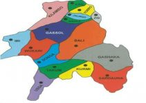 List of Local Governments in Taraba State