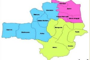 List of Local Governments in Zamfara State