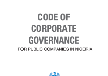Code of Corporate Governance in Nigeria