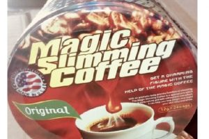 Best Slimming Coffee Brands in Nigeria