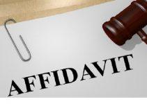 How to Get an Affidavit in Nigeria
