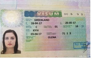Greenland Visa Requirements for Nigerians